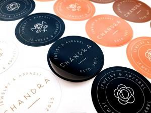 Sticker Label
